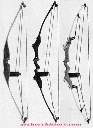 Spartan Archery Center One Cam Bows (1978)