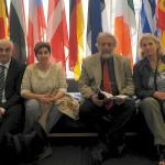 AFKW Brüssel Europäisches Parlament Akkreditierung ARCHE TV_03