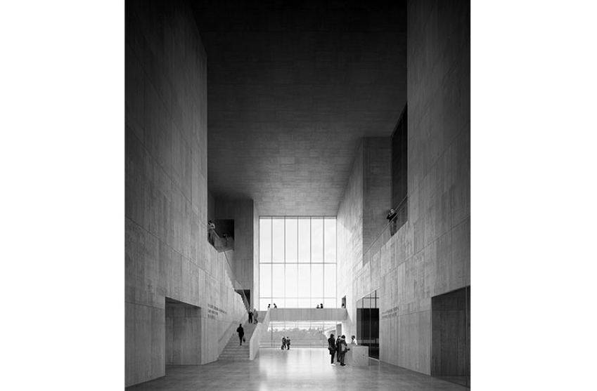 Natural History Museum and State Archives / Estudio Barozzi Veiga