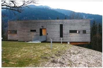 Gästehaus in Admont Atelier acw Architekt DI Christian Wöhrer, Wien, Wien, Österreich Foto: Christian Wöhrer