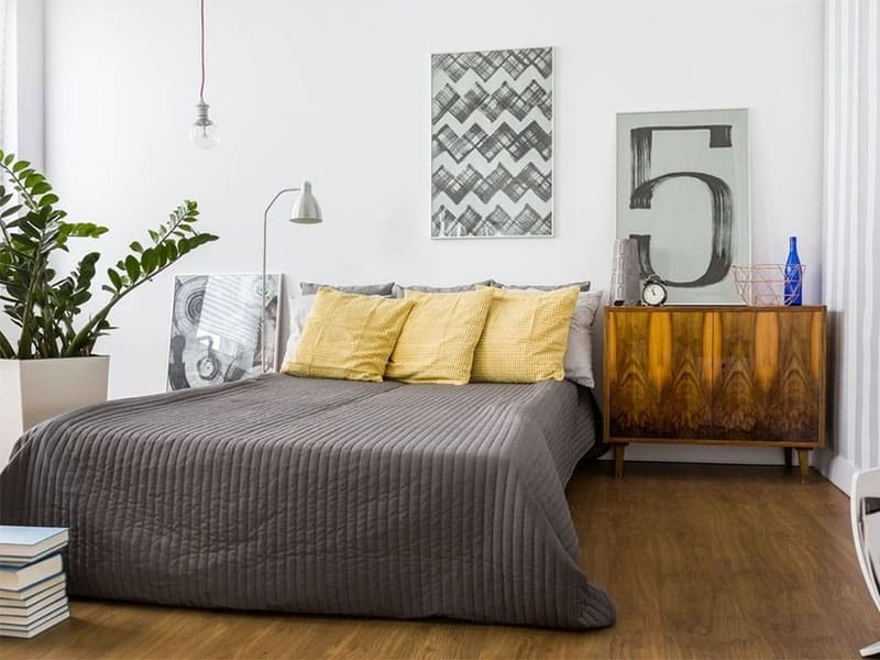 Top 7 Grey And Yellow Bedroom Ideas Architectural Foundation