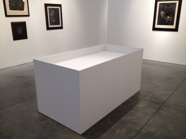 Art Display Box - November 2012 Arch Hawaii Experiential Design & Custom Fabrication