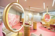 hair salon decoration design
