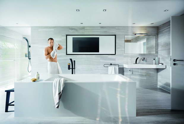 Turning every bathroom into a feelgood space GROHE SPA