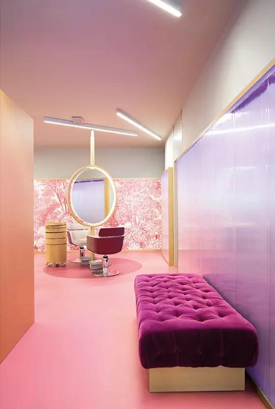 Bathroom Decor Purple