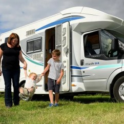 Long Corner Sofa Bed Best Sofas For Dogs Caravan Travelling Ideas A Family Holiday | Archi ...