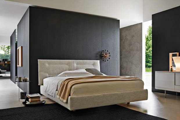 Poliform is synonymous with elegance, designer styling and quality finishes: Nature An Eco Friendly Bed System Archi Living Com