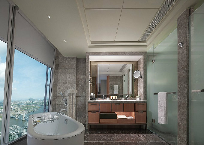 Top Ten Most Amazing Hotel Bathrooms in the World  Archi