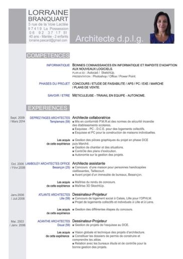 exemple cv assistant technique et administrative