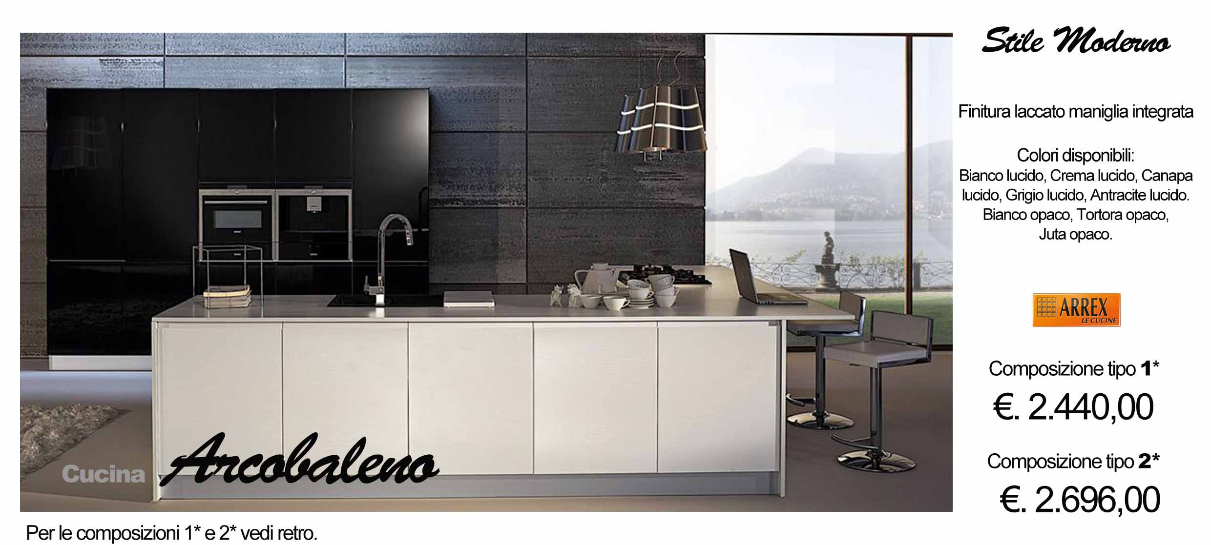 Best Arrex Cucine Catalogo Images - acrylicgiftware.us ...