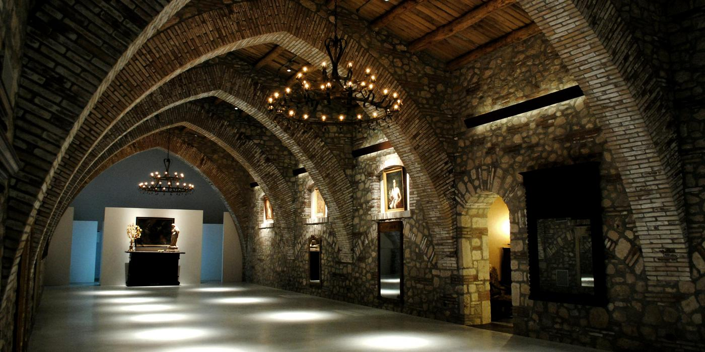 archiattack lighting design  Masseria Roseto  Benevento