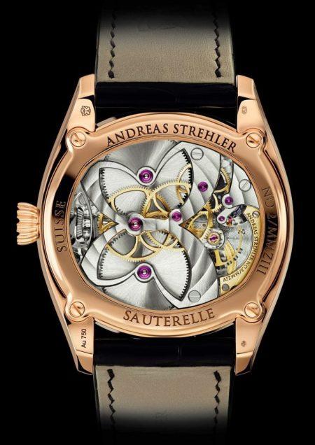 Andreas Strehler - Sauterelle à Lune perpeétuelle