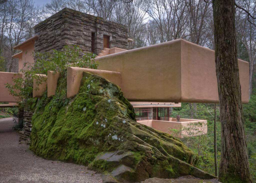 ArchiDiAP  Fallingwater House
