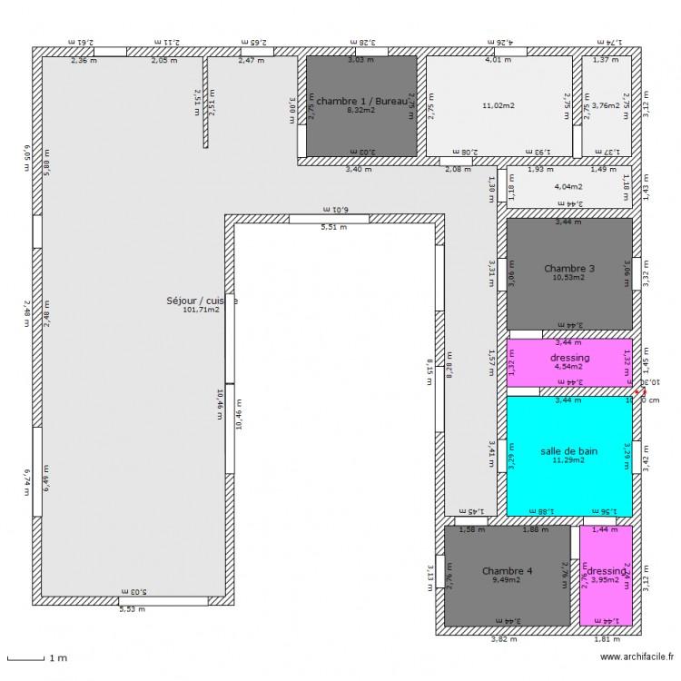 Plan De Maison Avec Piscine Great Maison Avec Piscine Extrieure De
