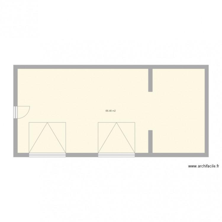 Finest plan de maison gratuit m plan de maison gratuit m - Plan maison 70m2 plein pied ...