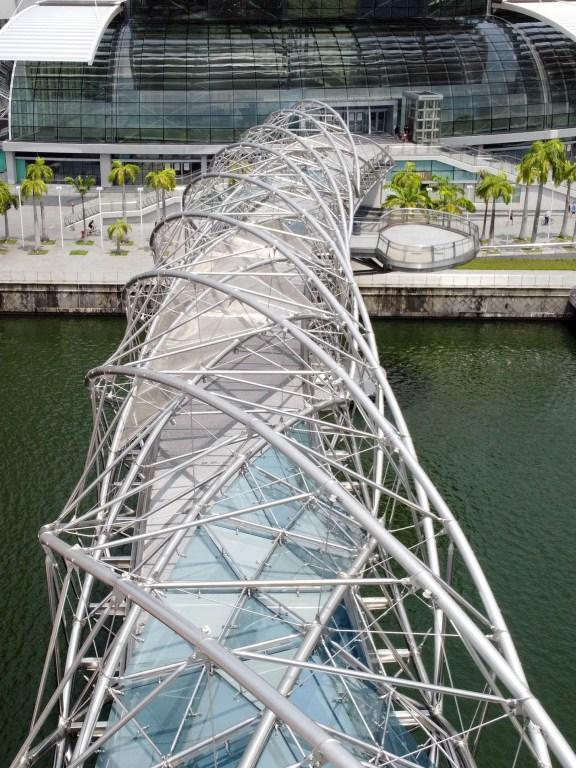 Tower Bridge Helix Glitch : tower, bridge, helix, glitch, Helix, Bridge, ARCHIGARDENER