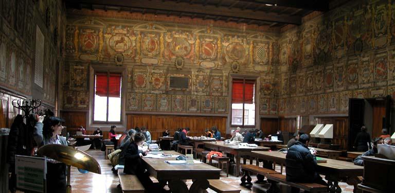Biblioteca comunale dellArchiginnasio  Bologna