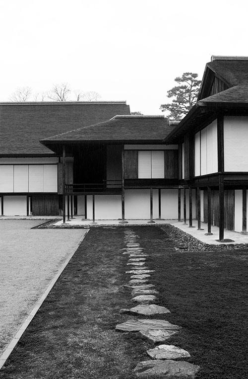 Architecture traditionnelle au japon archigraphie for Architecture traditionnelle