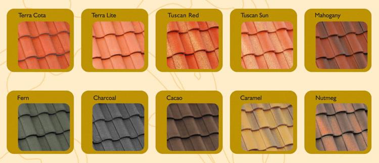 san marco concrete roof tiles