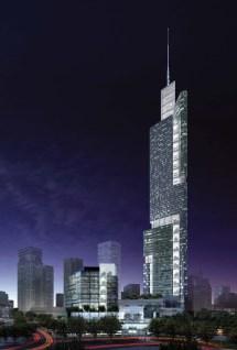 Nanjing Greenland Financial District Archiluce International