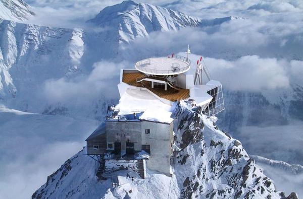 Skyway la nuova funivia del Monte Bianco inaugurata a giugno 2015