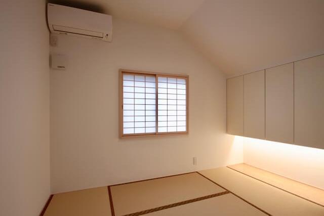 No.110 練馬区注文住宅:M邸事例 和室の画像