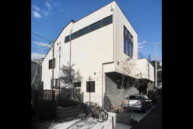 No.110 練馬区注文住宅:M邸事例 外観の画像