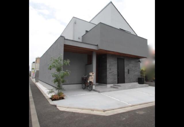 No.112 小金井市注文住宅:N邸事例 外観の画像