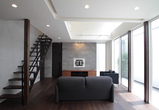 No.112 小金井市注文住宅:N邸事例 LDK2の画像