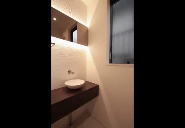 1.目黒区注文住宅のトイレ