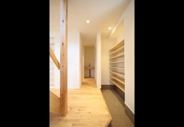 1.さいたま市注文住宅の玄関ホール