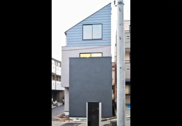 1.豊島区注文住宅の外観