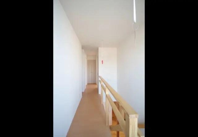 1.さいたま市注文住宅の廊下