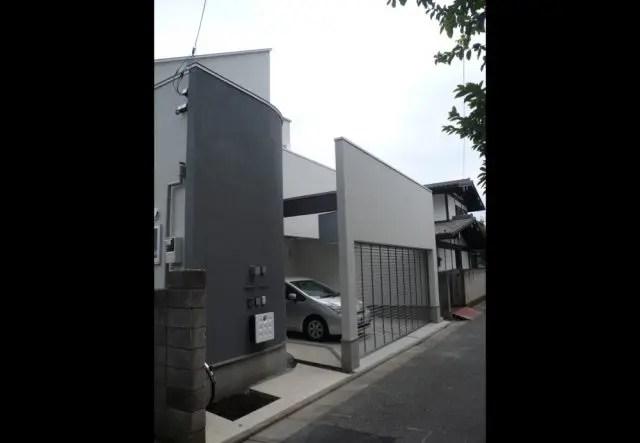 3.練馬区注文住宅の外観