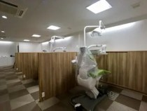 板橋区歯科医院の診察室2