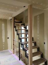 練馬区注文住宅の内装工事2