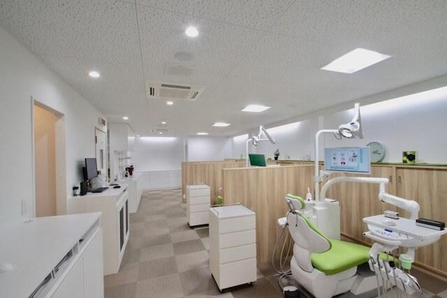 No.123 板橋区店舗リノベーション 診療室1の画像