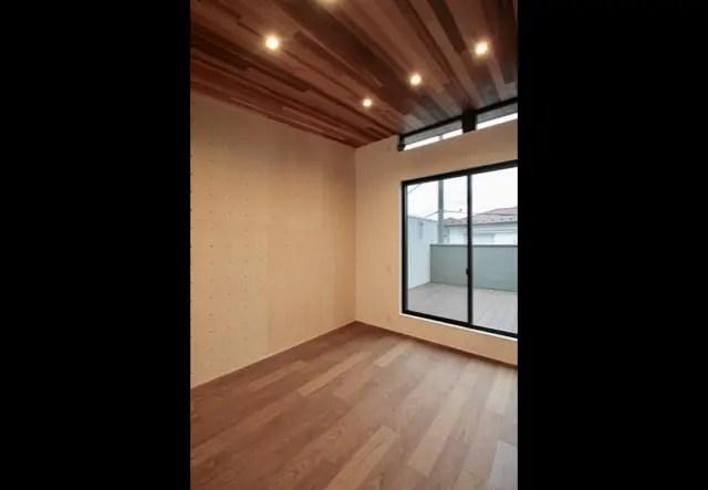 26.練馬区注文住宅の居室写真