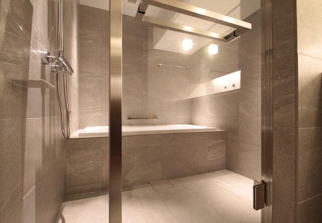 No.127 港区マンションリフォーム 浴室の画像