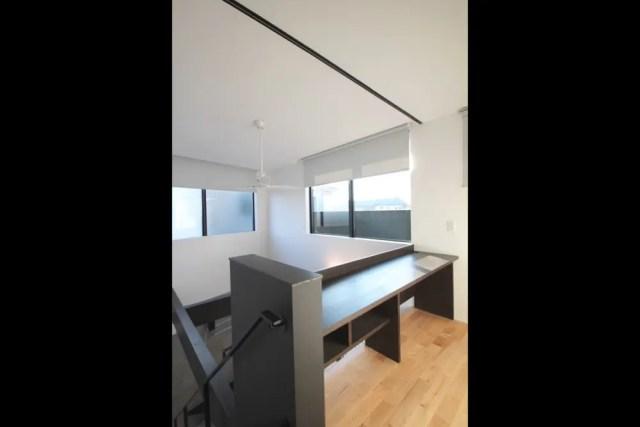 所沢市注文住宅:RU邸のスタディーカウンターの画像