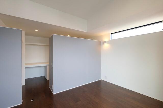 No.134 新宿区注文住宅 M邸事例 居室2の画像