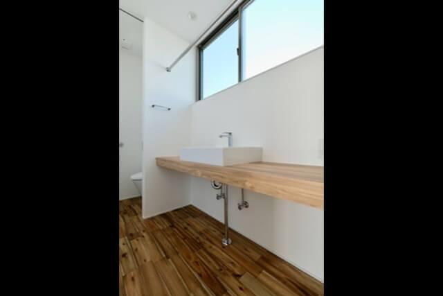 No.141 小平市注文住宅 N邸 手洗いコーナーの画像