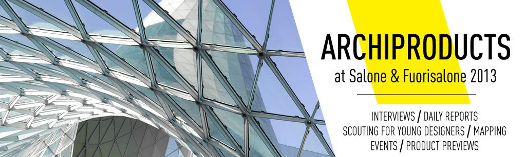 Archiproducts Copertina Saloni 2013