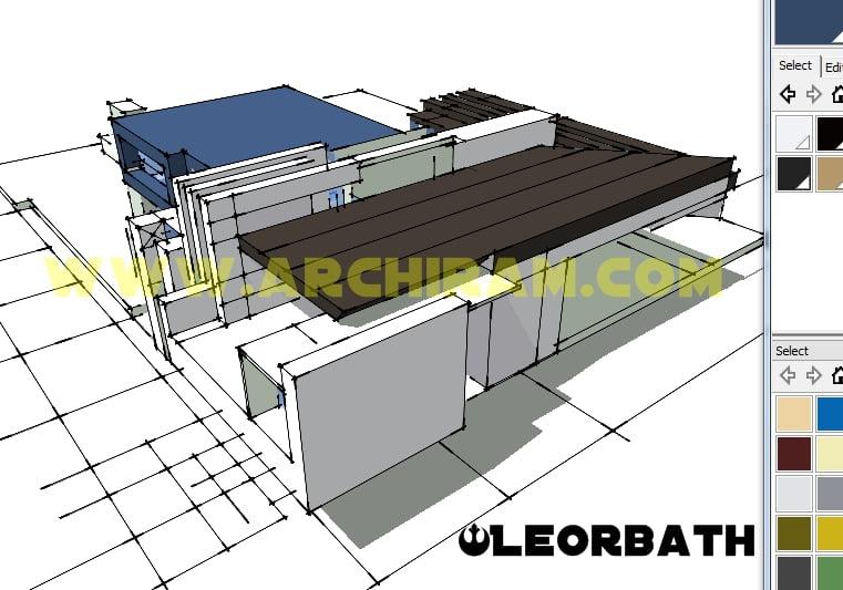 casa nuova in terreno edificabile