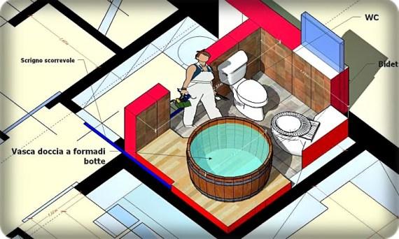 arredo bagno modifiche bagno esistente