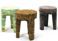 Recycled Chairs by Joost Gehem