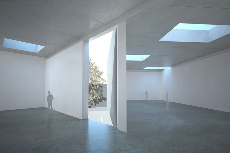 Institute For Contemporary Art By Steven Holl