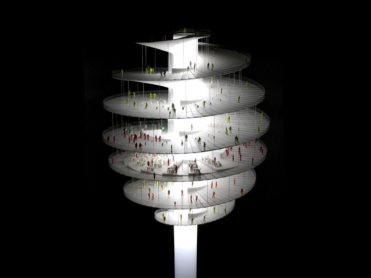 New Phoenix Observation Tower By BIG