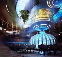 Underwater Hotel Deep Ocean Technology