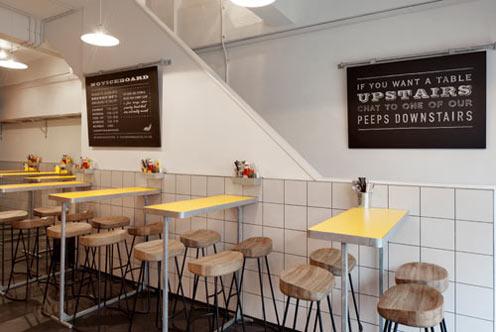 Wishbone Restaurant by Shed